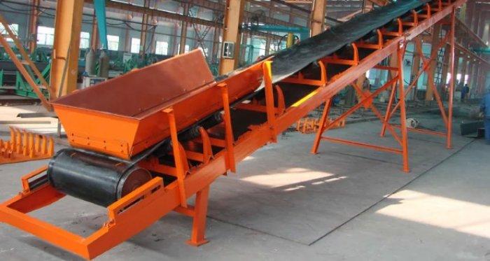 конвейер ленточный в челябинске